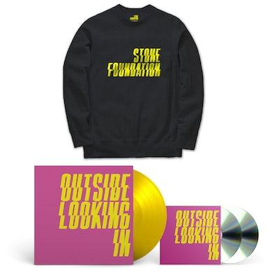 Stone Foundation Sweatshirt Bundle