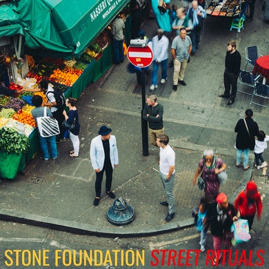 Stone Foundation Street Rituals (CD/LP) (Vinyl)