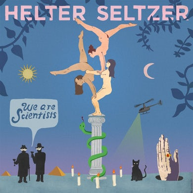 We Are Scientists Helter Seltzer (CD) (Vinyl)