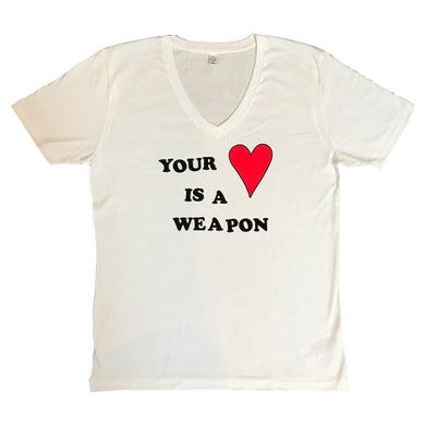We Are Scientists Your ❤️ Is A Weapon - T Shirt
