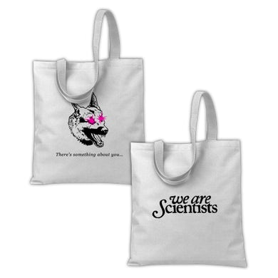 We Are Scientists Something About You - Tote Bag