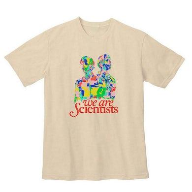 We Are Scientists Megaplex Album - T Shirt