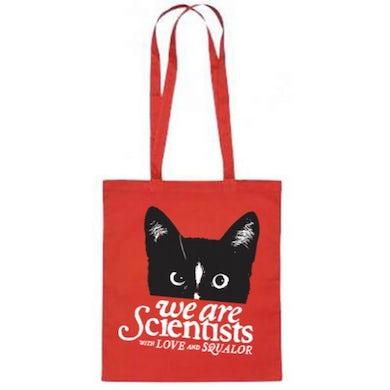 We Are Scientists Peeping Tomcat - Tote Bag