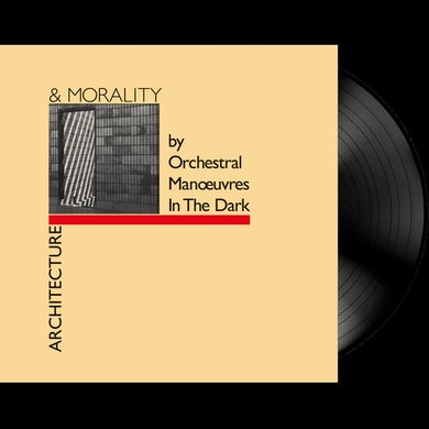 Orchestral Manoeuvres in the Dark Architecture & Morality LP (2018 Remaster) (Vinyl)
