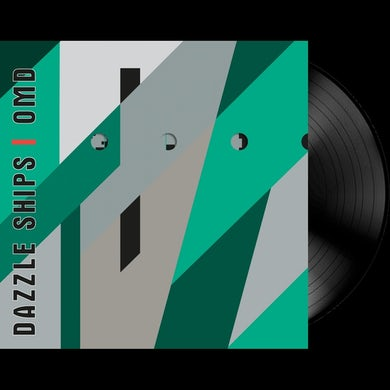 Orchestral Manoeuvres in the Dark Dazzle Ships LP (2018 Remaster) (Vinyl)