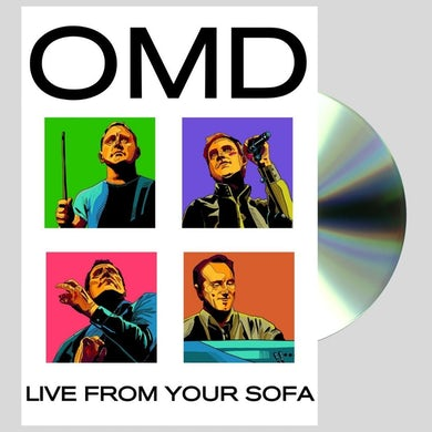 Orchestral Manoeuvres in the Dark: Live From Your Sofa - DVD