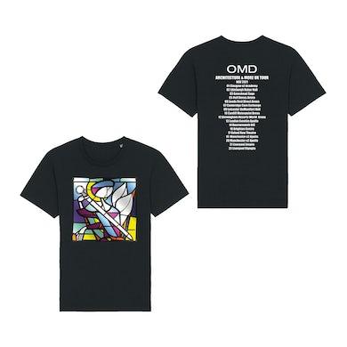 Architecture & More - Tour T-shirt (Men's)