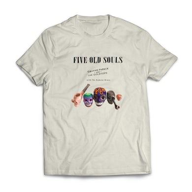 Graham Parker 5 Old Souls T-shirt