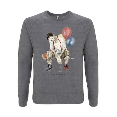 Passenger Clown Sweatshirt