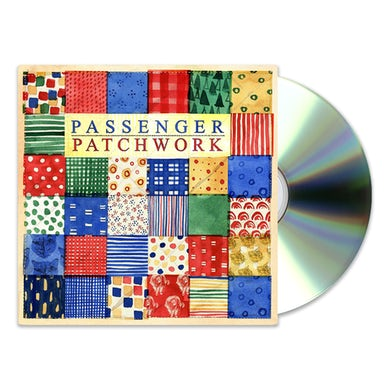 Passenger Patchwork CD