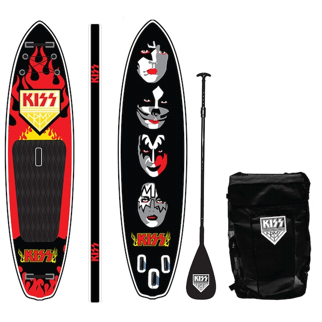 Kiss Inflatable Stand-Up Paddle-Board