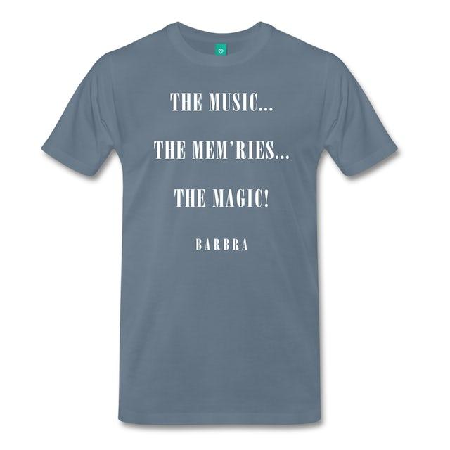 Barbra Streisand Music, Mem'ries, Magic