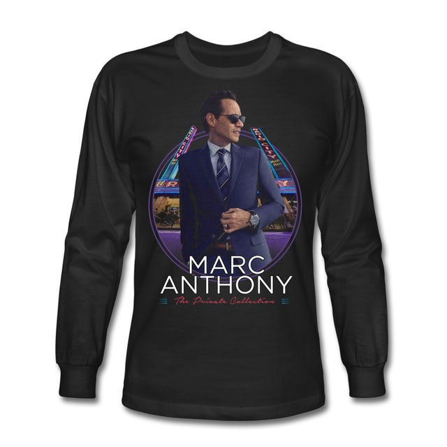 Marc Anthony Private Collection