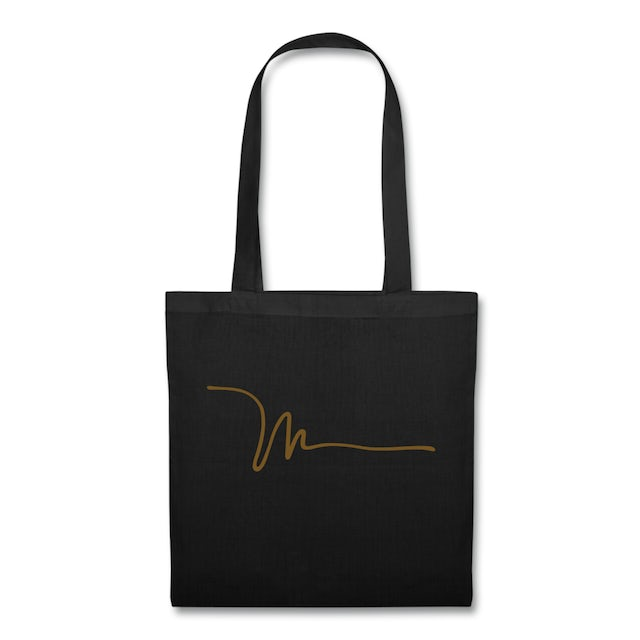 Marc Anthony M w/gold glitter (tote)