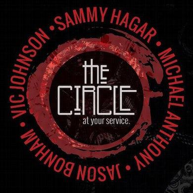 Sammy Hagar Circle CD