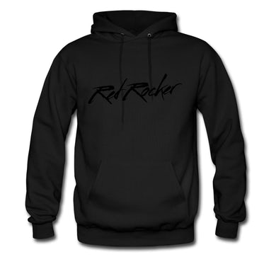 Sammy Hagar Black on Black (hoodie)