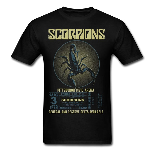 Scorpions GA