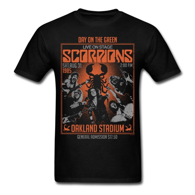 Scorpions Day On The Green