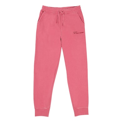 Lionel Richie Easy Like Sunday Morning Sweatpants (Pink)