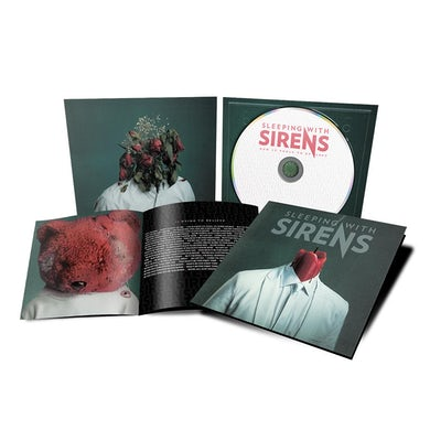 Sleeping With Sirens - 'How It Feels to Be Lost' CD Digipak