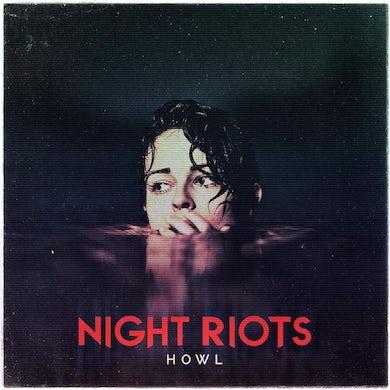 'Howl' Trans Red Vinyl
