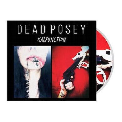 Dead Posey - 'Malfunction' CD