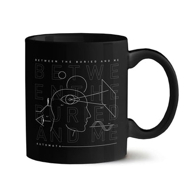 Automata' Coffee Mug (Black)