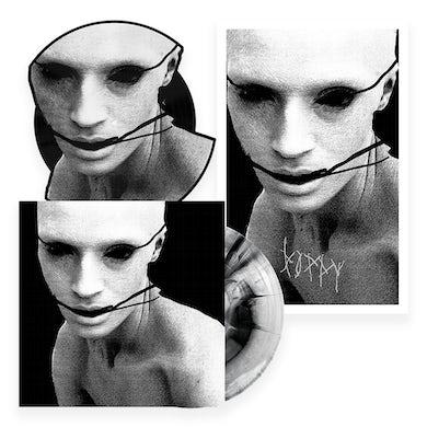 "Poppy - ""I Disagree (More)"" Art Print & LP Bundle (Vinyl)"