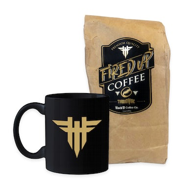 Through Fire - Mug & Fired Up Coffee Bundle