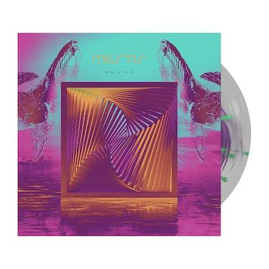 """En Vivo 12"""" Vinyl (Purple/Clear w/ Mint Green Splatter)"""