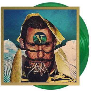 Veil Of Maya - 'False Idol' 2xLP Vinyl (Transparent Green)