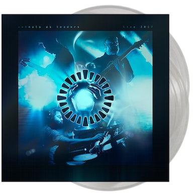 Animals As Leaders - 'Live 2017' 2xLP Vinyl (Transparent Cloudy Clear)