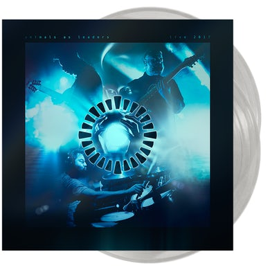 Live 2017' 2xLP Vinyl (Transparent Cloudy Clear)