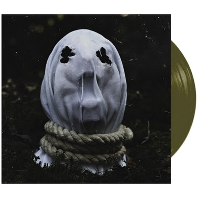 In Becoming A Ghost' Vinyl (Transparent Forest Green)