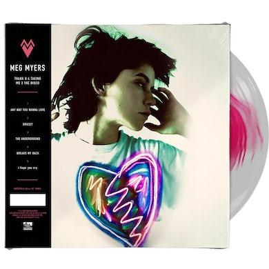 Meg Myers - 'Thank U 4 Taking Me 2 The Disco' + 'I'd Like 2 Go Home Now' (LP) (Vinyl)