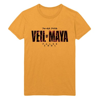 Veil Of Maya - Kaiju Tee (Gold)