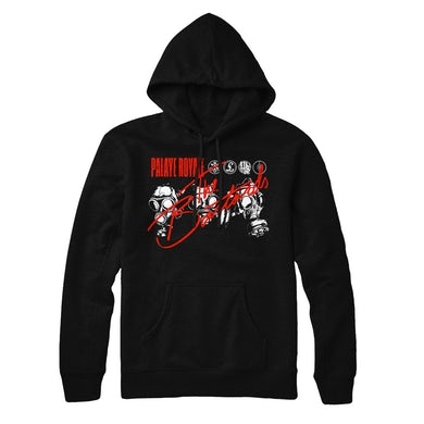 Palaye Royale - The Bastards Pullover Hoodie