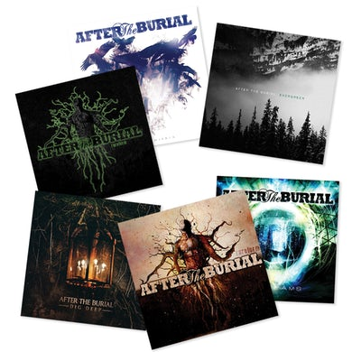 After The Burial - Art Print Set