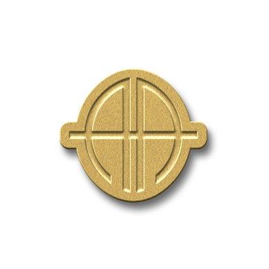 Asking Alexandria - Gold Pin
