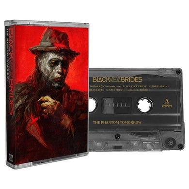 'THE PHANTOM TOMORROW' Cassette