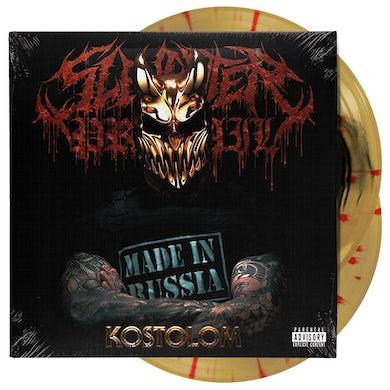 Slaughter To Prevail - Kostolom Vinyl (2xLP Gatefold Black & Beer Vinyl w/ Red Splatter)
