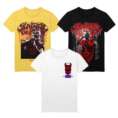Slaughter To Prevail - Merch Bundle 3