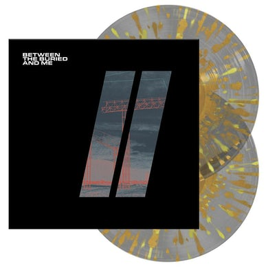 'COLORS II' 2nd Pressing (Clear w/ Mustard + Easter + Neon Yellow Splatter)