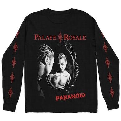 """Palaye Royale - """"Paranoid"""" Longsleeve"""