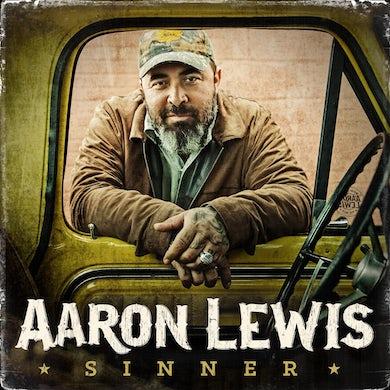 Aaron Lewis - Sinner - Vinyl