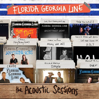 Florida Georgia Line - The Acoustic Sessions - Vinyl