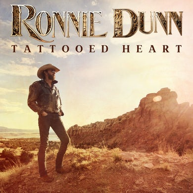 Ronnie Dunn - Tattooed Heart - Vinyl
