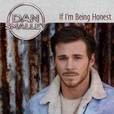 Dan Smalley - If I'm Being Honest - EP (Vinyl)