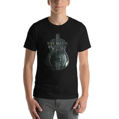 Ray Wylie Hubbard - Short-Sleeve Unisex T-Shirt