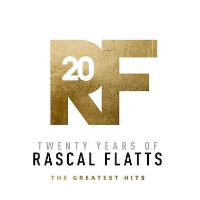 Rascal Flatts - Twenty Years Of Rascal Flatts - The Greatest Hits - Vinyl